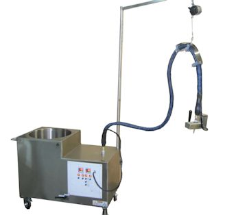 candle pouring machine