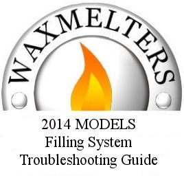 Wax Dispensing System Troubleshooting Guide 2014-2018