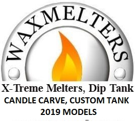 X-Treme Melters, Dip Tanks, Candle Carving Tanks Troubleshooting Guide 2019+ Models