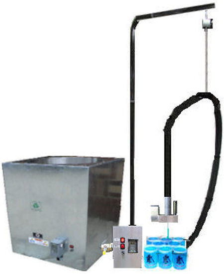 Autoshot Candle Making Machine