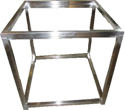 Wax Melter Welded Support Framed Legs